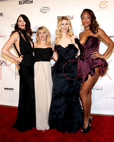 "NEW YORK, NY - FEBRUARY 09:  Brittney Brower, Ramona Singer, Alex McCord and Keenyah Hill attend the ""The Reality Of Fashion, The Reality Of AIDS"" Benefit - 2013 Mercedes-Benz Fashion Show at Altman Building on February 9, 2013 in New York City.  (Photo by Steve Mack/S.D. Mack Pictures)"