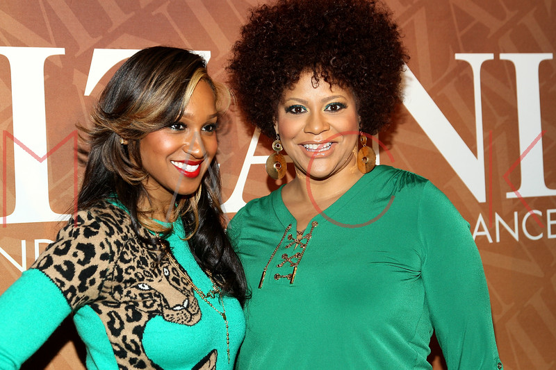 """NEW YORK, NY - FEBRUARY 26:  Olivia and Kim Coles attend """"The Spoken Word"""" Hosted By Kim Coles at L'Oreal Soho Academy on February 26, 2013 in New York City.  (Photo by Steve Mack/S.D. Mack Pictures)"""