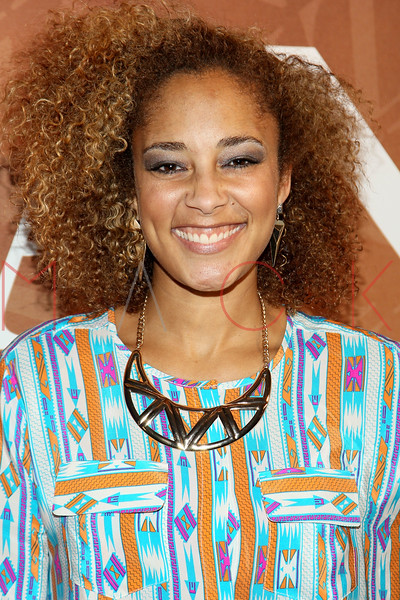 "NEW YORK, NY - FEBRUARY 26:  Amanda Seales attends ""The Spoken Word"" Hosted By Kim Coles at L'Oreal Soho Academy on February 26, 2013 in New York City.  (Photo by Steve Mack/S.D. Mack Pictures)"