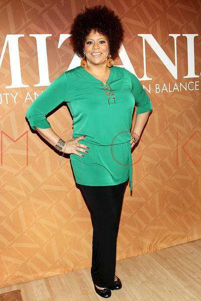 "NEW YORK, NY - FEBRUARY 26:  Kim Coles attends ""The Spoken Word"" Hosted By Kim Coles at L'Oreal Soho Academy on February 26, 2013 in New York City.  (Photo by Steve Mack/S.D. Mack Pictures)"