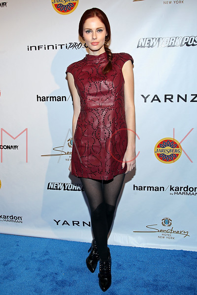 Yarnz Preview Party Fall 2013 Style360, New York, USA