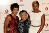 "NEW YORK, NY - JANUARY 28:  Angela Bassett, Ruby Dee and Mary J. Blige attend the ""Betty & Coretta"" premiere at Tribeca Cinemas on January 28, 2013 in New York City.  (Photo by Steve Mack/S.D. Mack Pictures)"