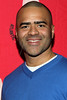 "NEW YORK, NY - JANUARY 22:  Christopher Jackson attends the ""The Jammer"" Opening Night after party at Jake's Saloon on January 22, 2013 in New York City.  (Photo by Steve Mack/S.D. Mack Pictures)"