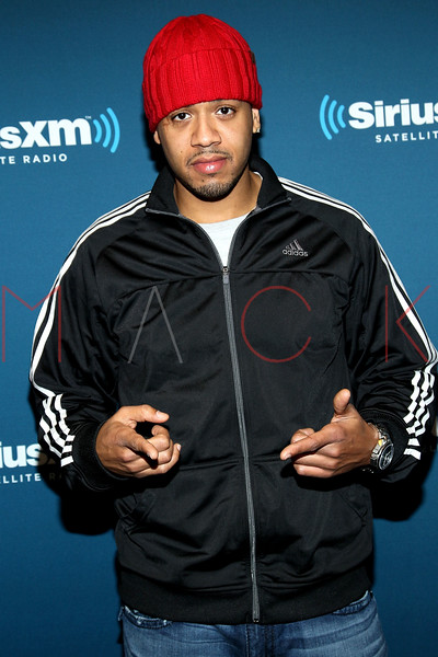 "NEW YORK, NY - JANUARY 24:  DJ Steel visits Kendrick Lamar Live On Hip-Hop Nation's ""Thursday Night Live With DJ Envy And DJ Steel"" at SiriusXM Studios on January 24, 2013 in New York City.  (Photo by Steve Mack/S.D. Mack Pictures)"