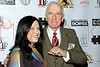 NEW YORK, NY - MARCH 01:  Barbara Kopple and Gay Talese attend the opening night party for the 2013 First Time Fest at The Players Club on March 1, 2013 in New York City.  (Photo by Steve Mack/S.D. Mack Pictures)