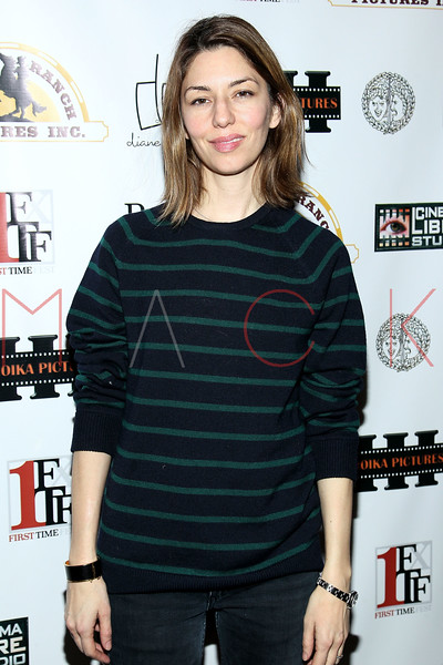 NEW YORK, NY - MARCH 01:  Sofia Coppola attends the opening night party for the 2013 First Time Fest at The Players Club on March 1, 2013 in New York City.  (Photo by Steve Mack/S.D. Mack Pictures)