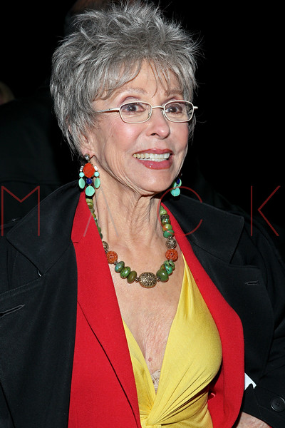 New York, NY - March 03: Rita Moreno at Rodgers + Hammerstein's CINDERELLA Broadway Premiere at the Broadway Theater on Sunday, March 3, 2013 in New York, NY.  (Photo by Steve Mack/S.D. Mack Pictures)