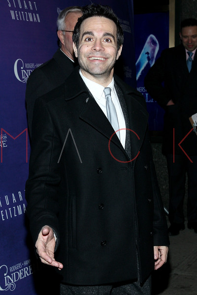 New York, NY - March 03: Mario Cantone at Rodgers + Hammerstein's CINDERELLA Broadway Premiere at the Broadway Theater on Sunday, March 3, 2013 in New York, NY.  (Photo by Steve Mack/S.D. Mack Pictures)