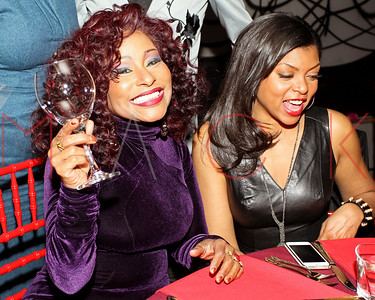 New York, NY - March 26: Chaka Kahn's Birthday Party at EVR Lounge on Tuesday, March 26, 2013 in New York, NY.
