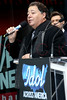 NEW YORK, NY - MARCH 01:  Daniel Rodriguez performs at the Idol Across America Kick Off in the News Corp Building Plaza on March 1, 2013 in New York City.  (Photo by Steve Mack/S.D. Mack Pictures)