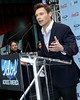 NEW YORK, NY - MARCH 01:  Ryan Seacrest attends the Idol Across America Kick Off in the News Corp Building Plaza on March 1, 2013 in New York City.  (Photo by Steve Mack/S.D. Mack Pictures)
