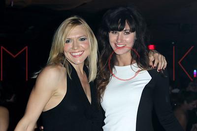 Celebrities at Dusk Nightclub on October 12, 2013 in Atlantic City, New Jersey.