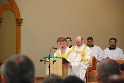 2013 Baccalaureate Mass