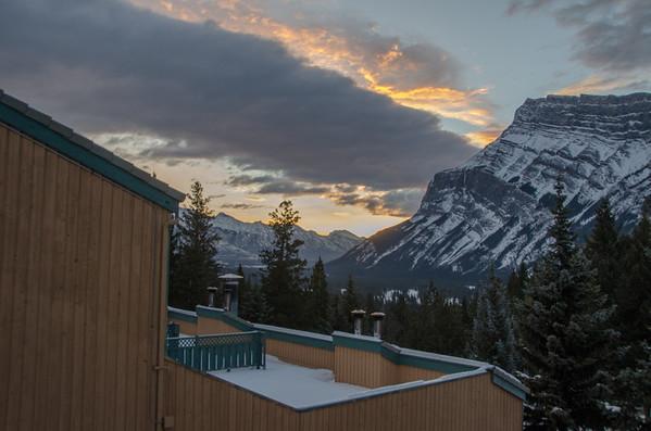 2013 Banff, AB Ski Vacation