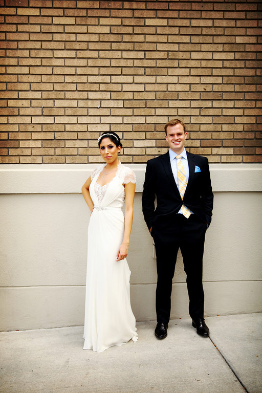 July 28, 2013 - Michelle Yashar and Colin Rolfs
