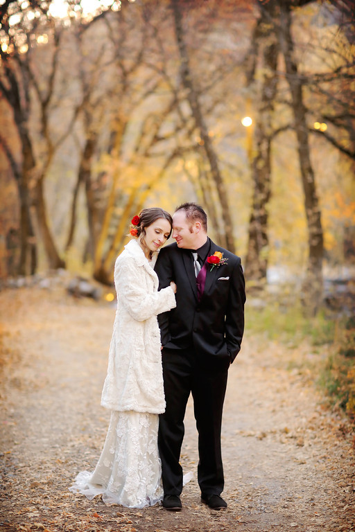 October 25, 2013 - Rae White and Justin Chapman