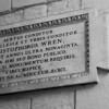 Christopher Wren Plaque