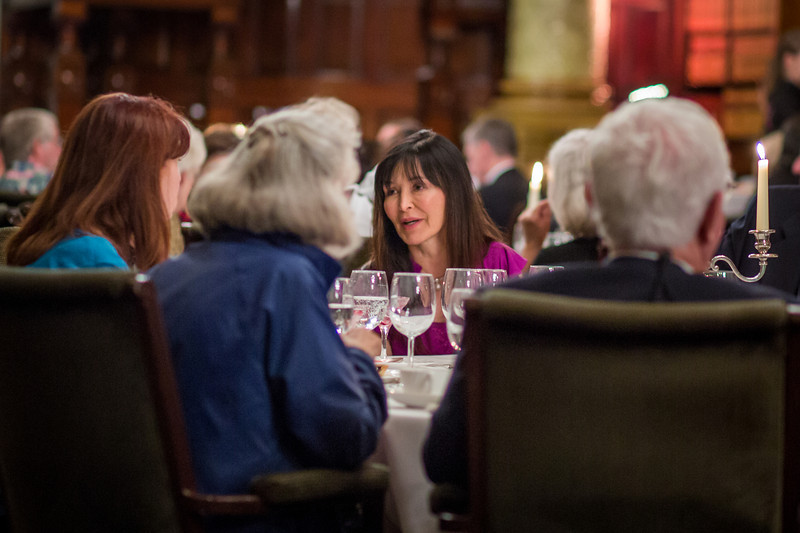 Tour B Dinner at The Royal Horseguards