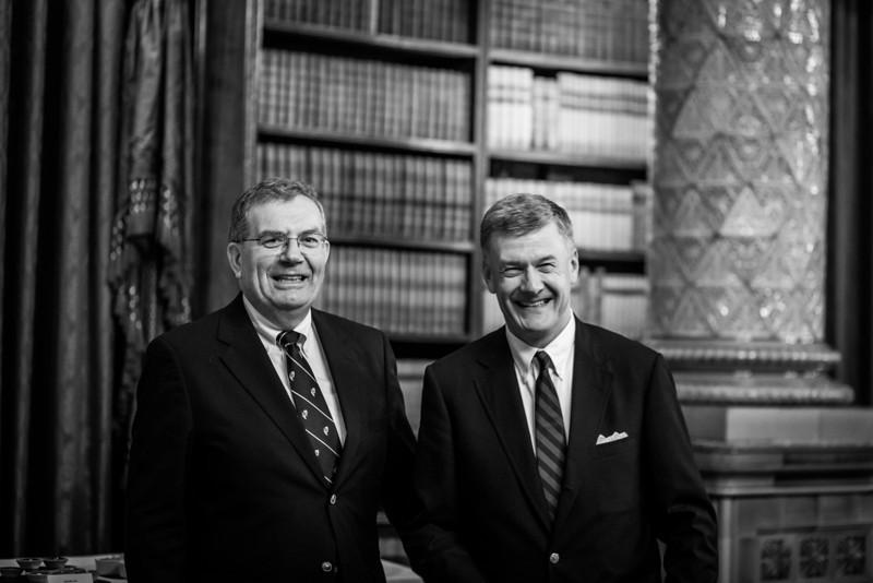 Sinclair Ferguson and Steven Lawson