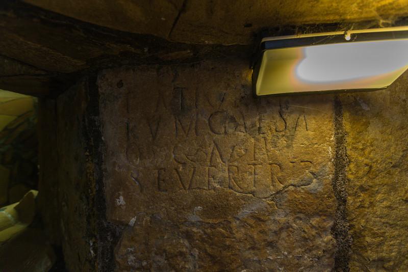 Roman Altar Inscription from the 3rd Century