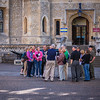 Tour B at the Tower of London