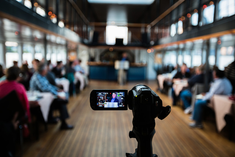 Stephen Nichols Lecture on Riverboat Cruise