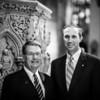 Robert Godfrey and Chris Larson