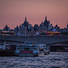 Waterloo Bridge and The Royal Horseguards Hotel