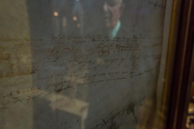 National Covenant Signatures