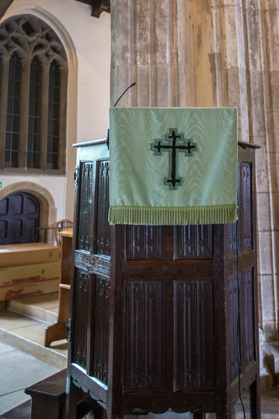 Hugh Latimer's Pulpit