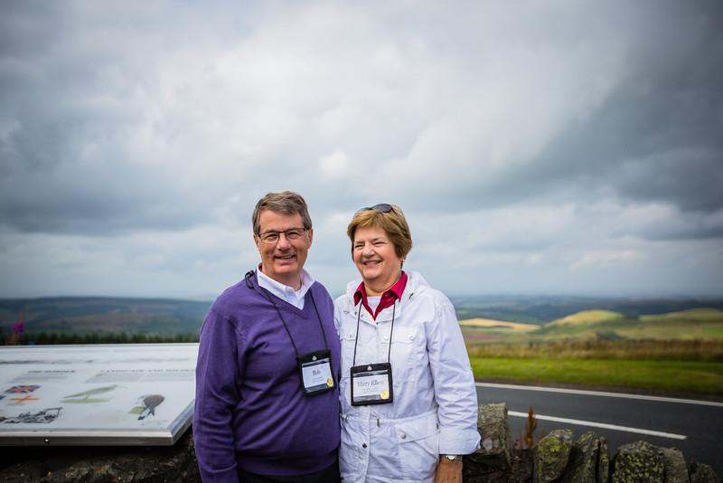 Robert and Mary Ellen Godfrey