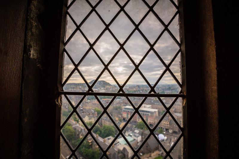 Edinburgh from the Royal Palace