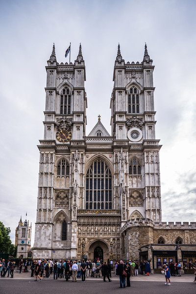 Tour A at Westminster Abbey