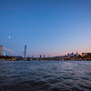 London from the River Thames
