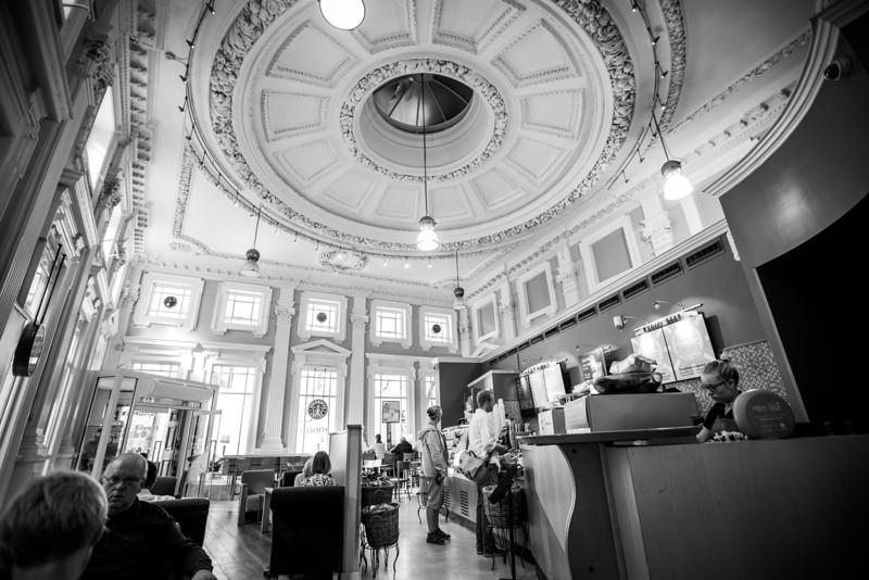 Starbucks in York