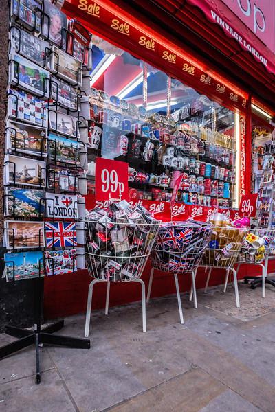 London Shops