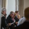Hymn Singing in the Round Church