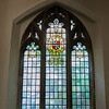 Stained Glass Honoring Hugh Latimer
