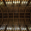 The Great Hall hammerbeam roof