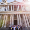 Tour B at St Paul's Cathedral