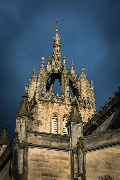 High Kirk Crown Steeple