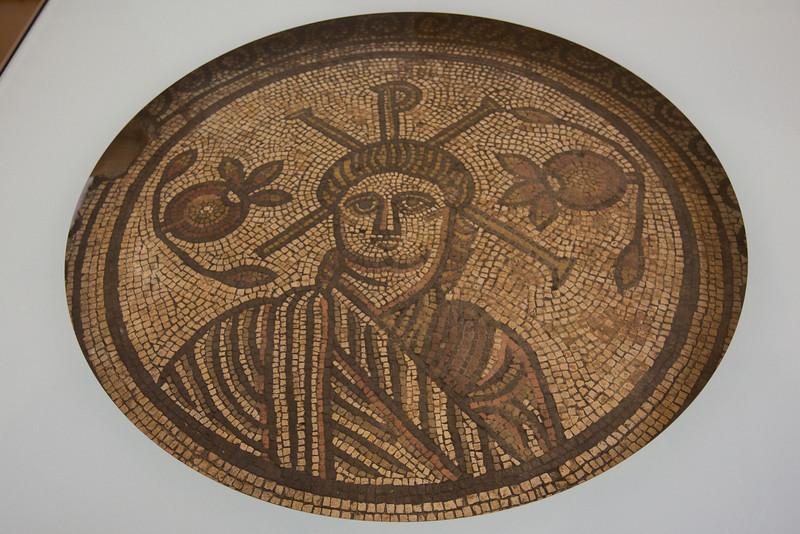 The Hinton St Mary Mosaic