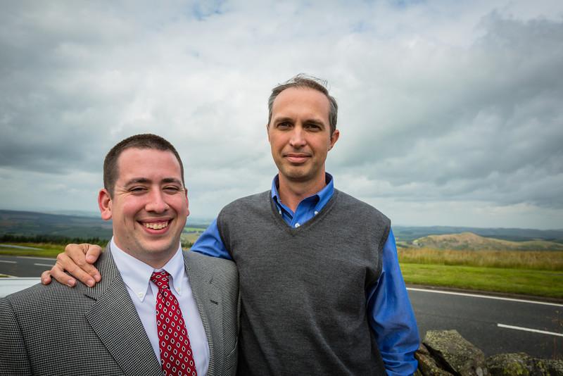 Chris Larson and Ryan Dick
