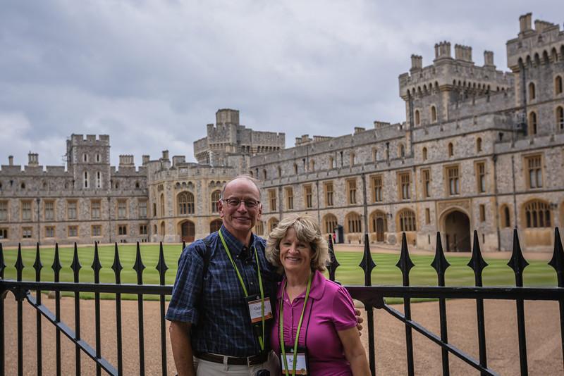 Tour A at Windsor Castle