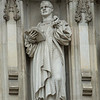 Dietrich Bonhoeffer Statue at Westminster Abbey
