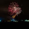 Fireworks Over Edinburgh Castle