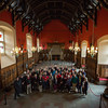 Tour A in the Great Hall at Edinburgh Castle