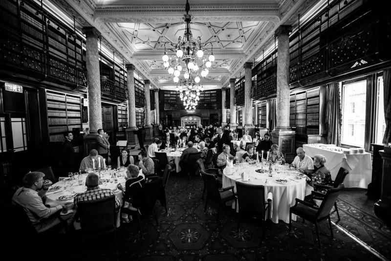 Dinner at Royal Horseguards