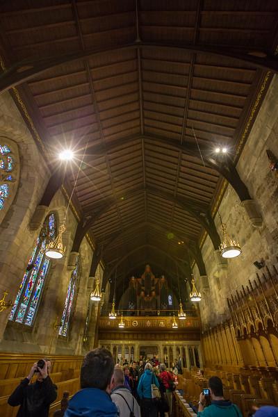 Tour A at St. Salvator's Chapel