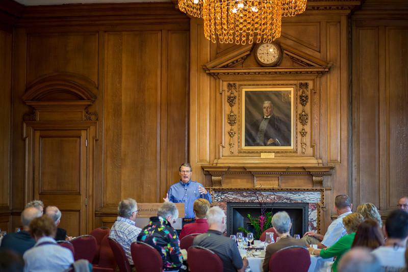 Robert Godfrey Lecture in York
